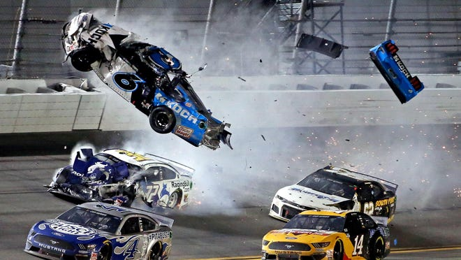 Ryan Newman 'awake and speaking' after scary 2020 Daytona 500 crash
