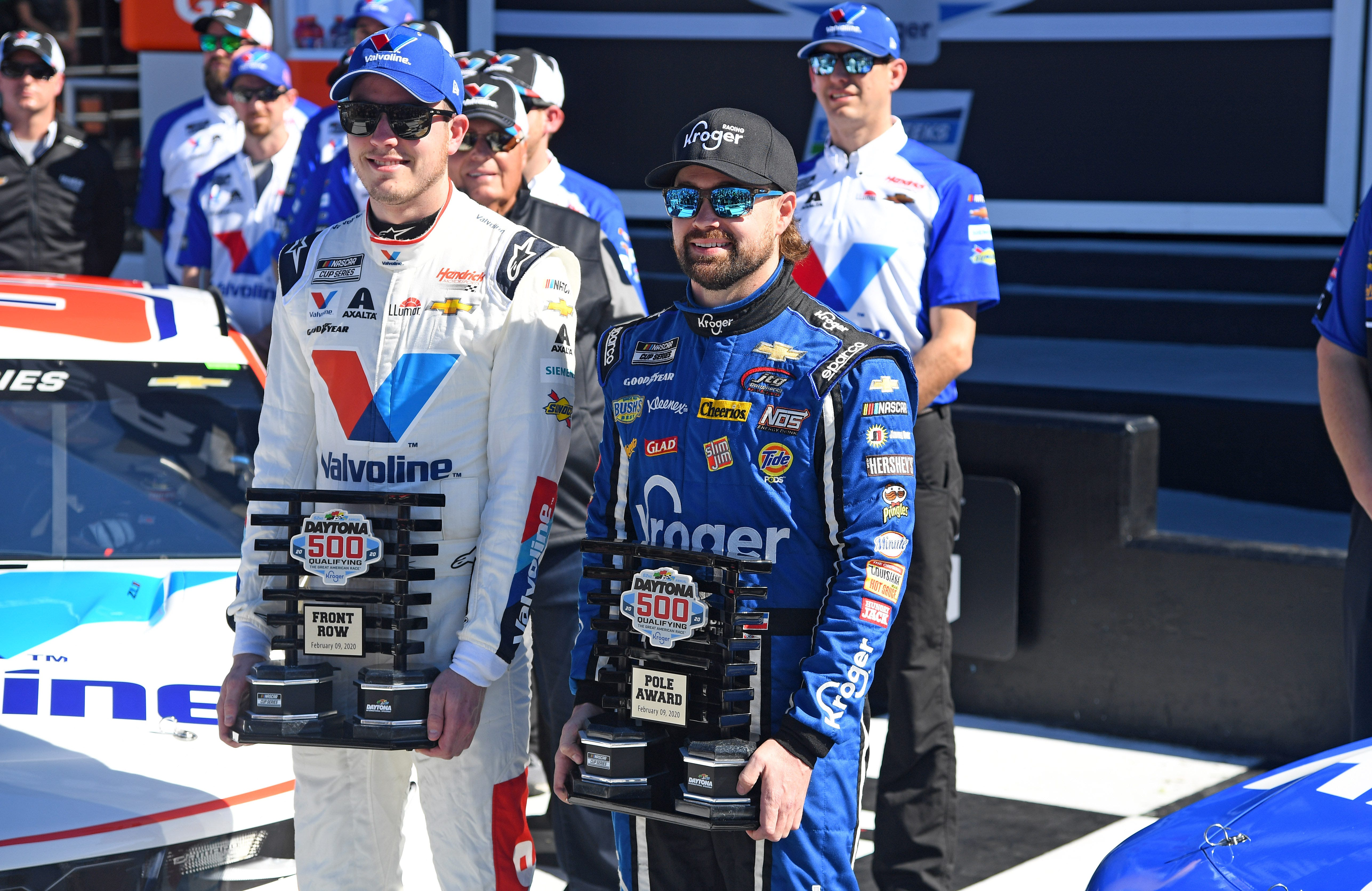 Top photos from 2020 Daytona 500 qualifying, Clash and Duels