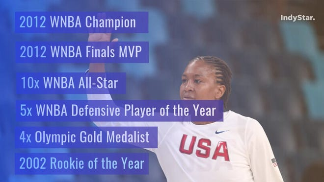 Tamika Catchings induction 'storybook ending'