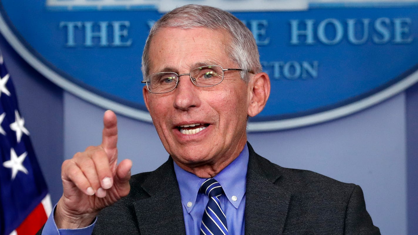 Anthony Fauci describes need for student-athlete testing