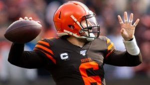 Baker Mayfield entering crucial third NFL season with Cleveland Browns