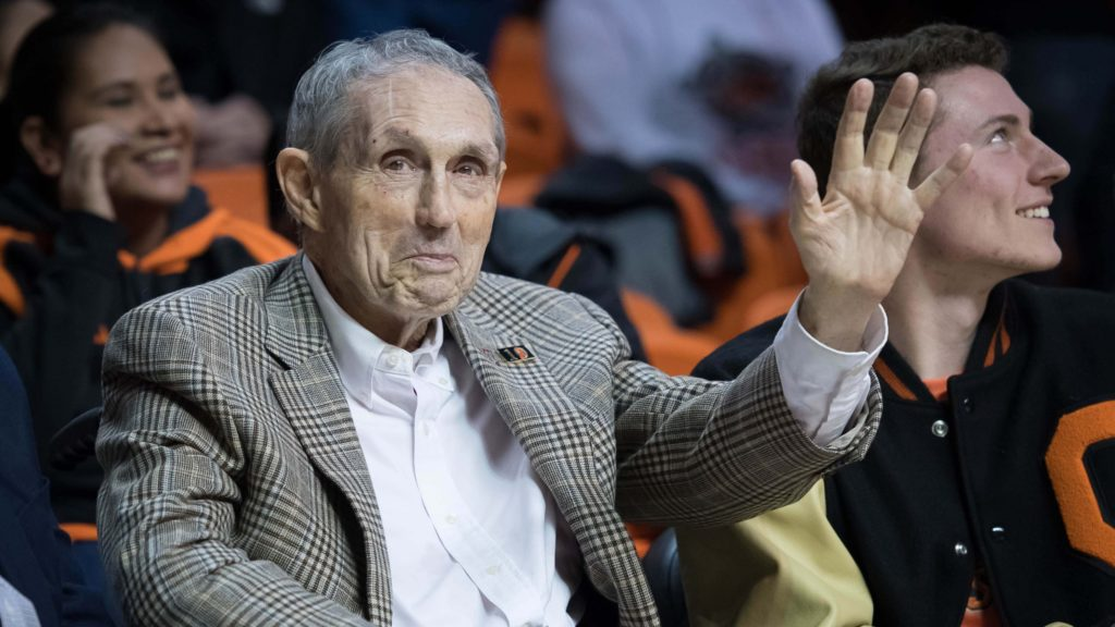 Eddie Sutton got Basketball hall of fame nod but died before induction