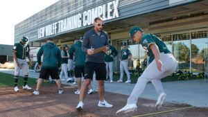 Minor league baseball players look for financial life line