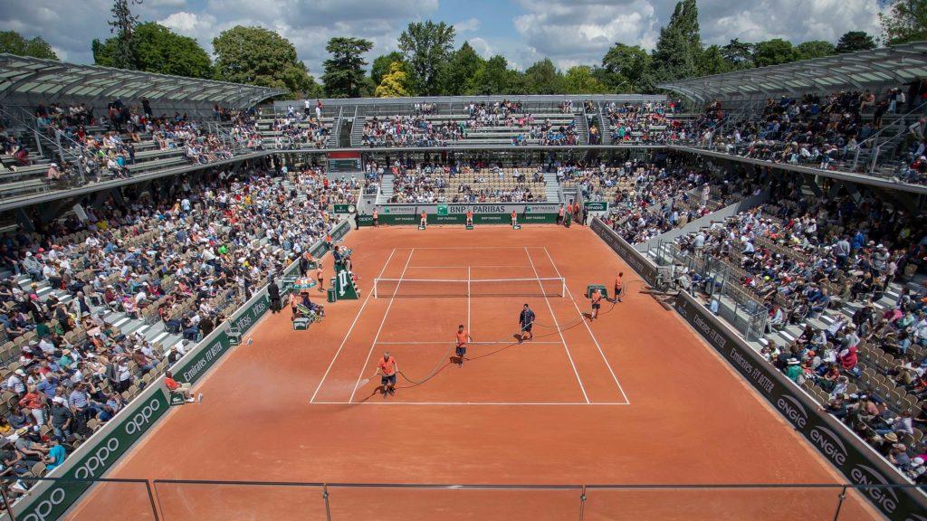 No tennis at Roland Garros with coronavirus pandemic