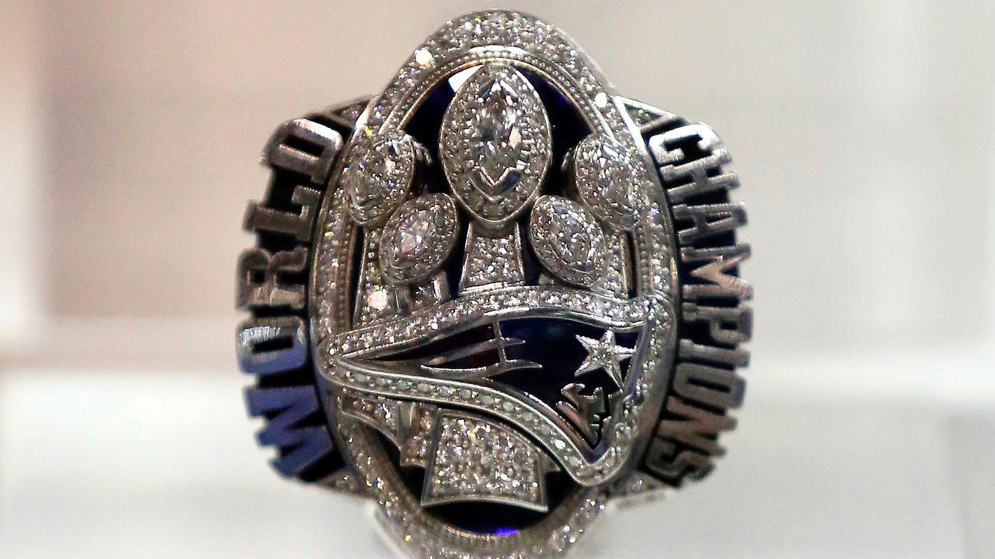 Patriots owner Robert Kraft's Super Bowl LI ring raises $1.025 million for 'All In Challenge'