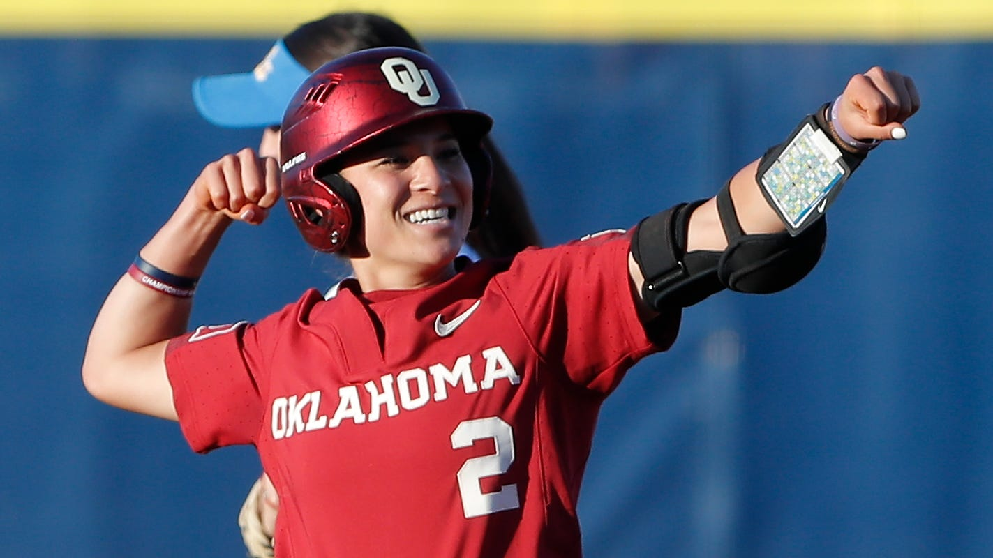 Women's College World Series absence in Oklahoma City