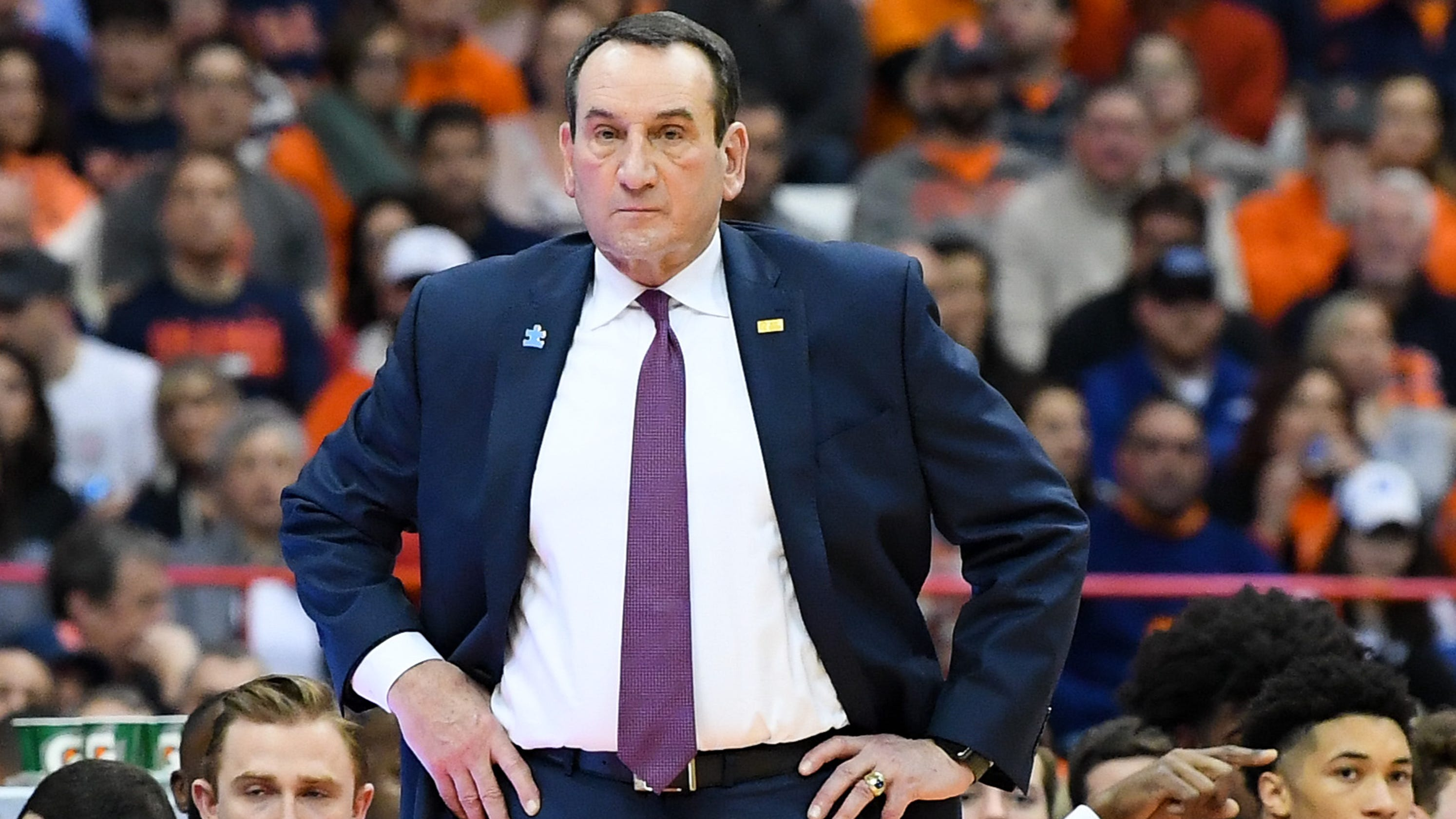 Duke coach Mike Krzyzewski records powerful Black Lives Matter video