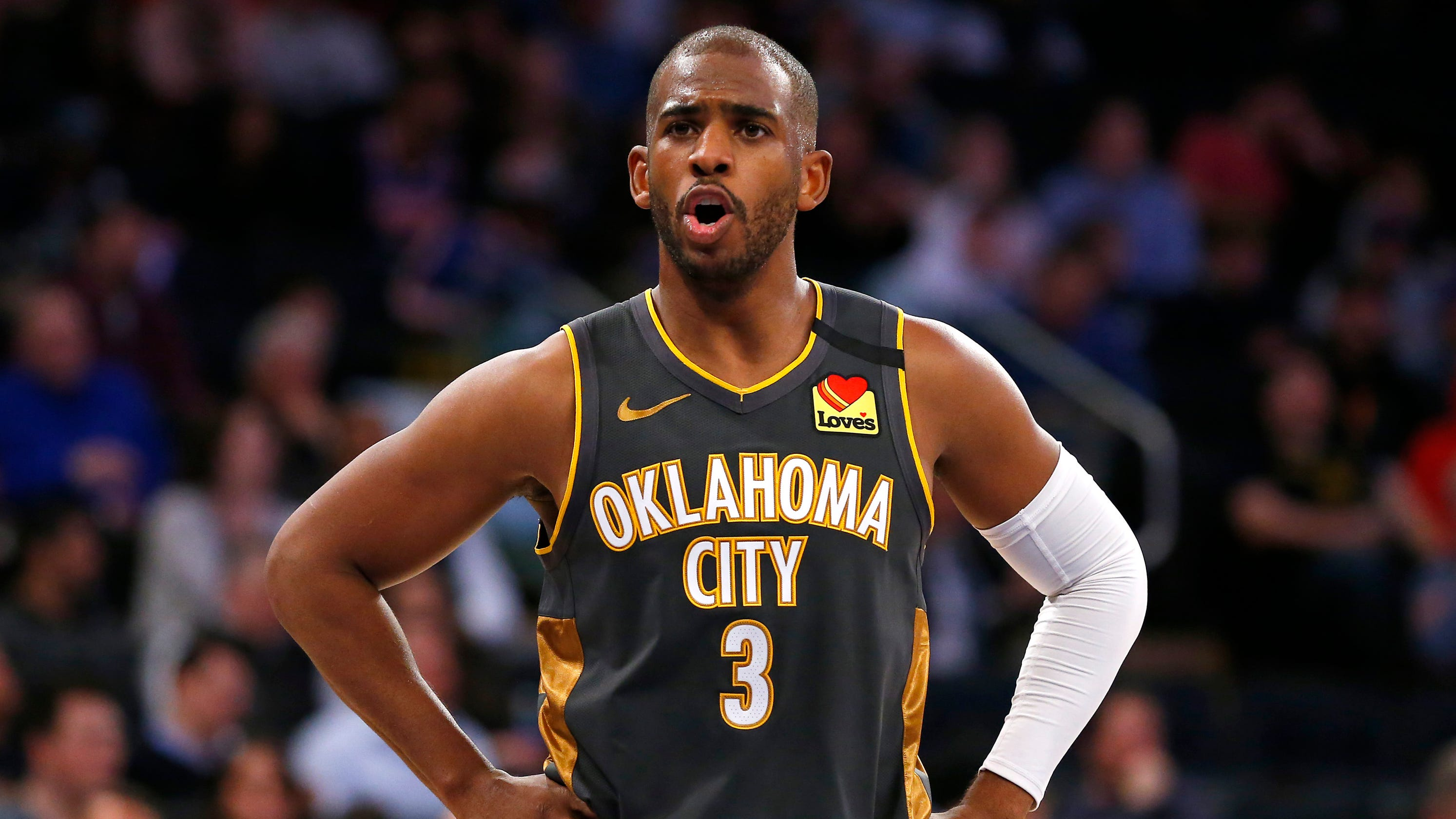 Adam Silver, Chris Paul call on NBA to improve its diversity in hiring