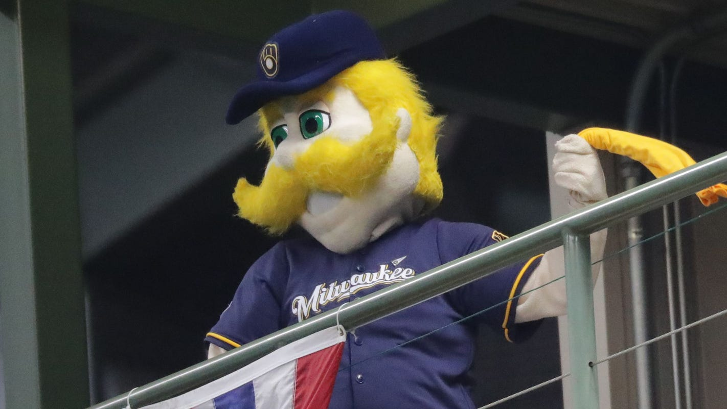 As MLB plans for 2020 season, what about the mascots?