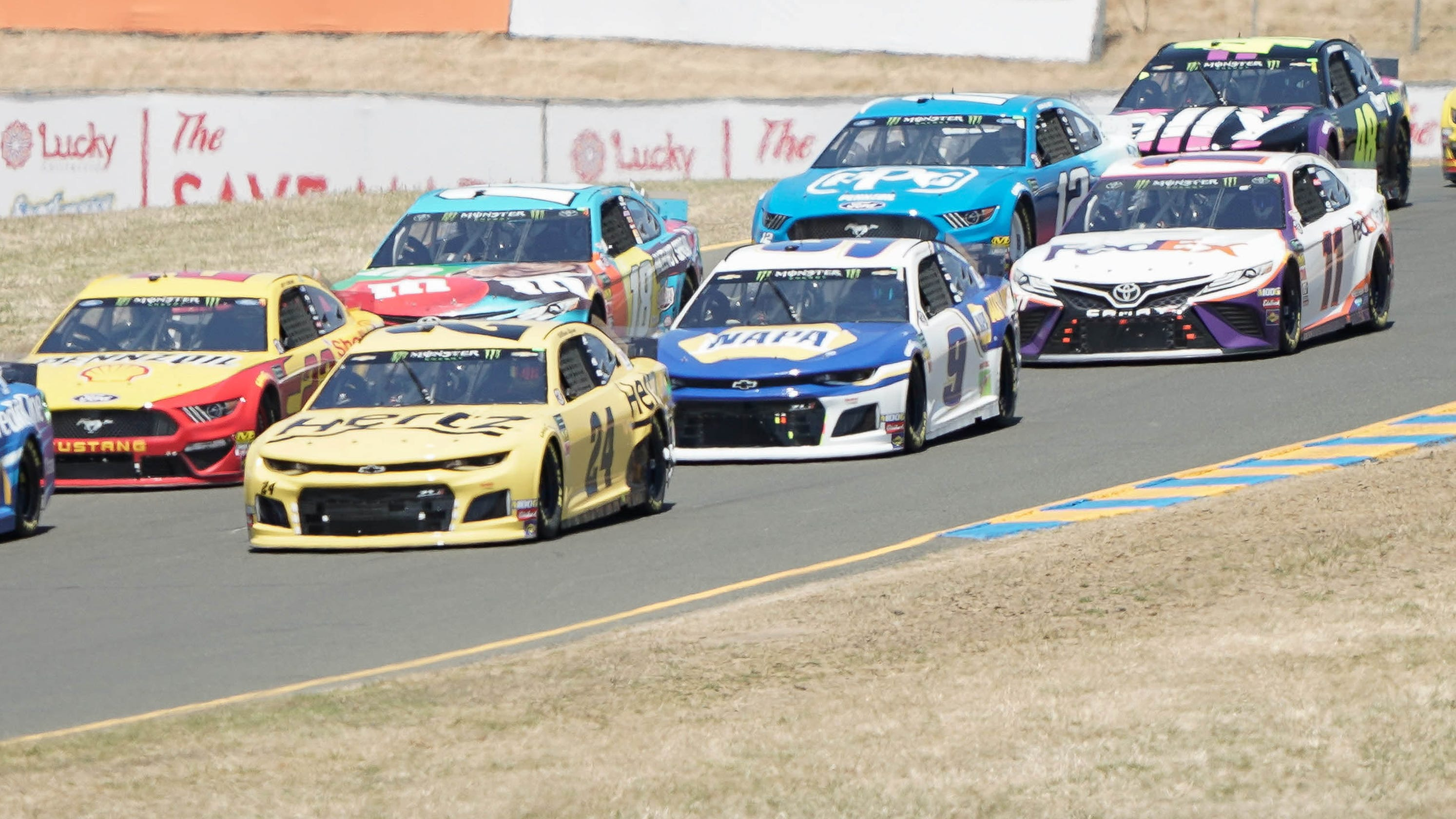 Authorities investigating apparent noose incident at Sonoma Raceway