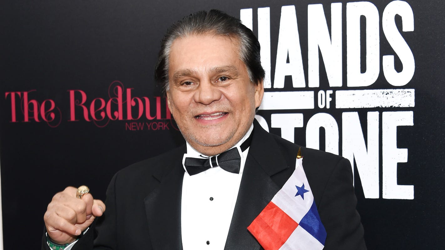 Boxer Roberto Duran tests positive for coronavirus