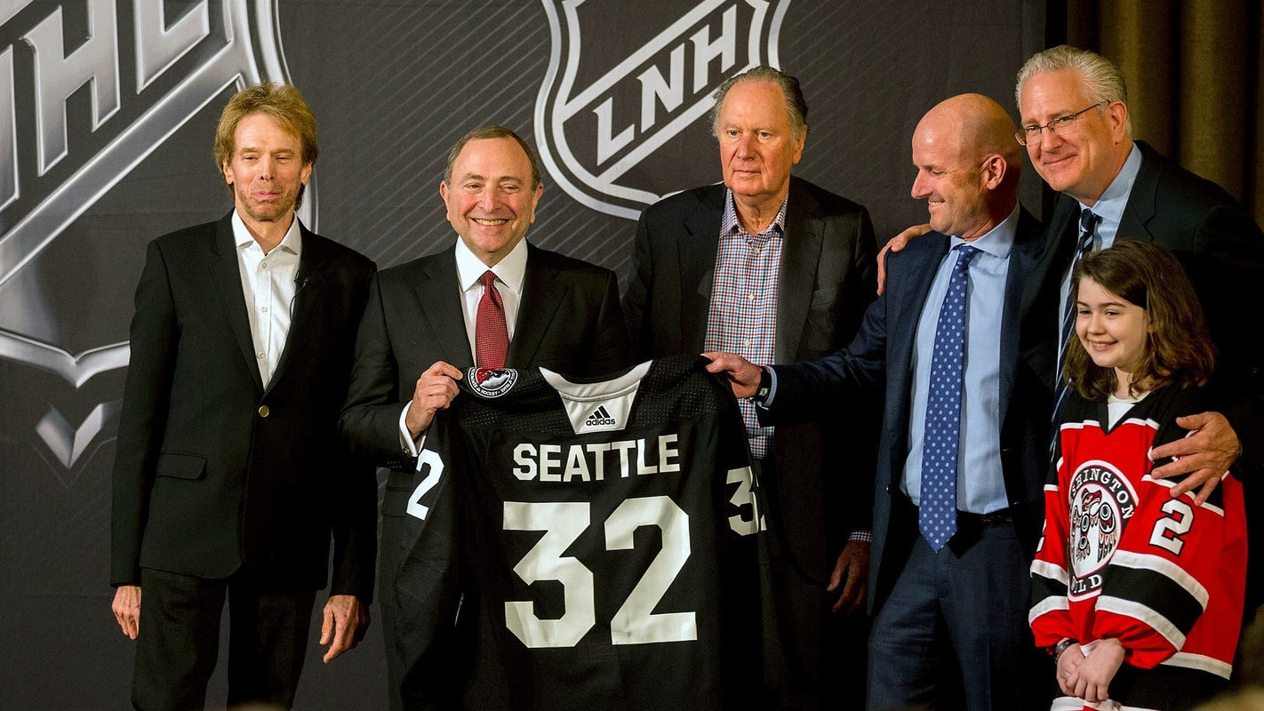 Climate Pledge Arena chosen as name of Seattle NHL team's home