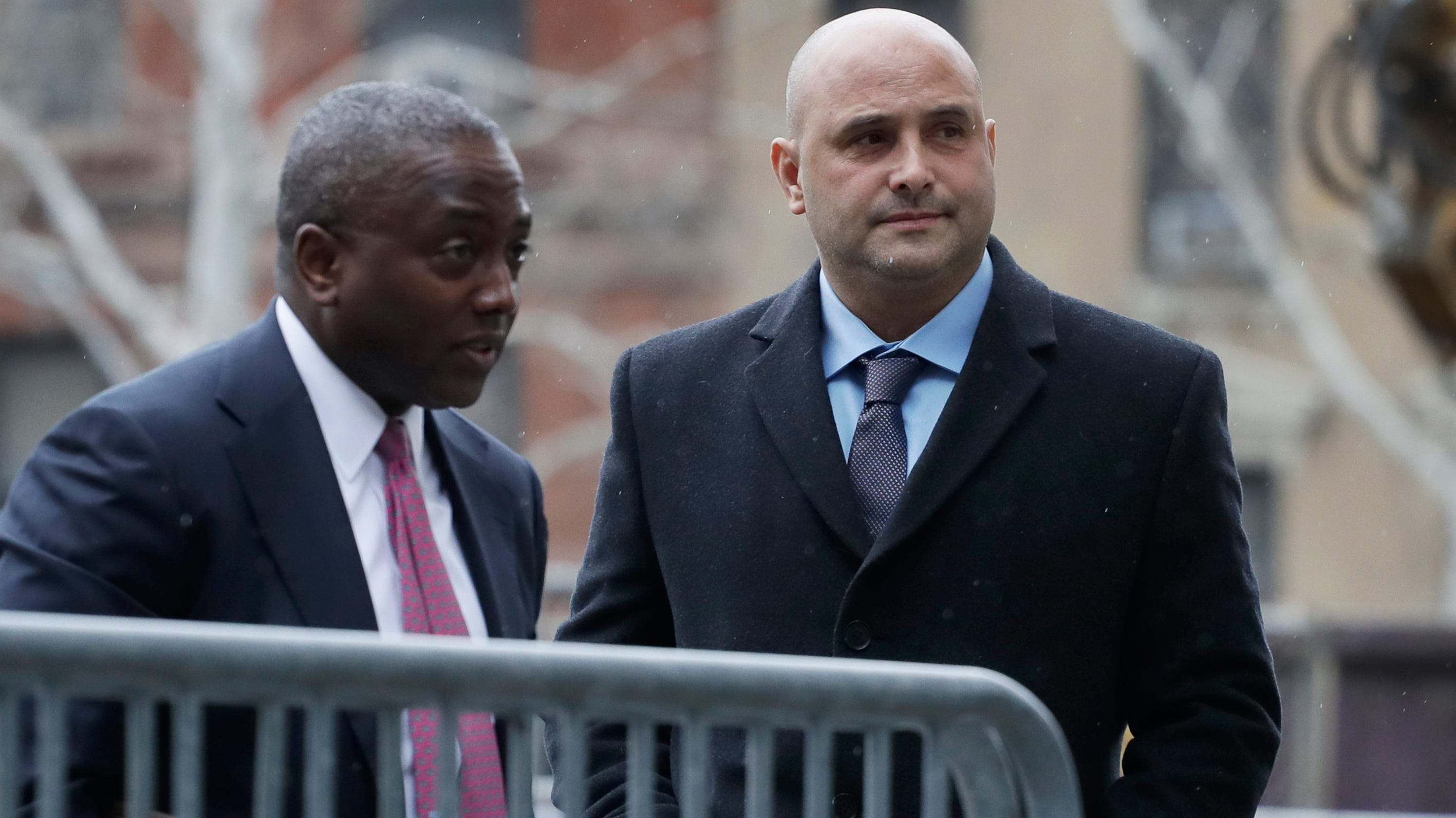 Craig Carton, Boomer Esiason's former radio co-host, released early from prison