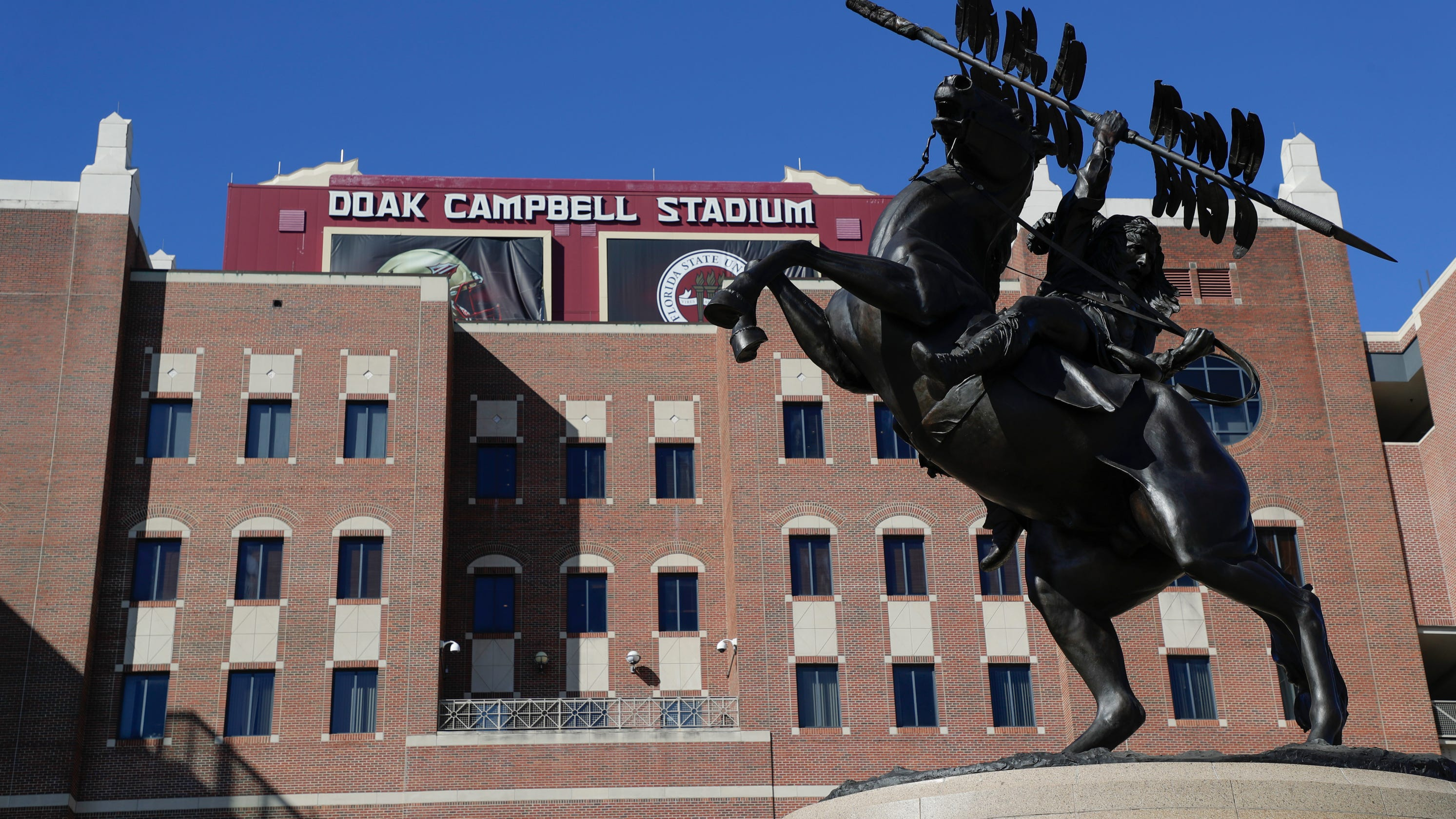 Ex-FSU football player makes petition to rename Doak Campbell Stadium