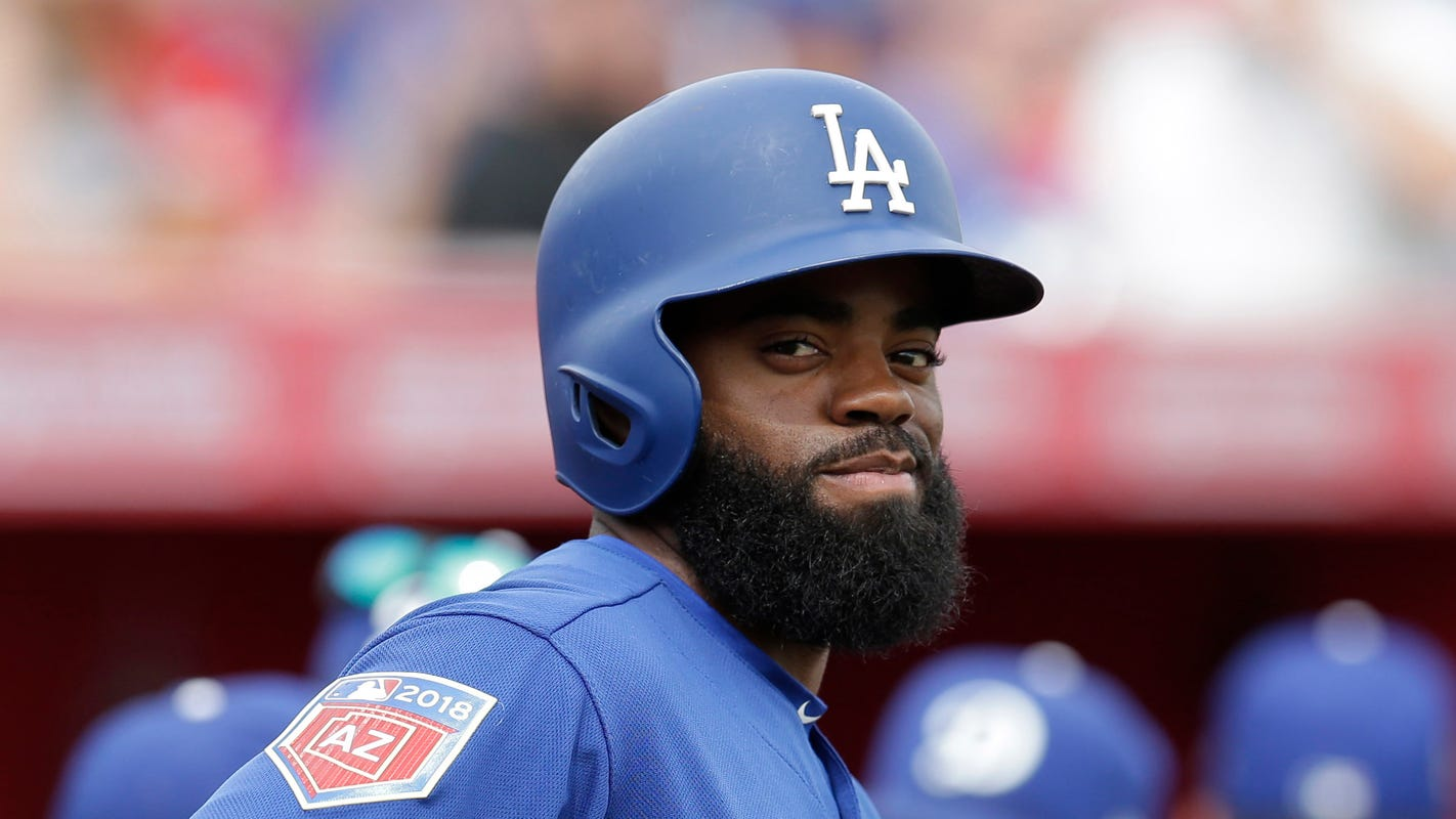 Family seeks help for Dodgers outfielder with illness