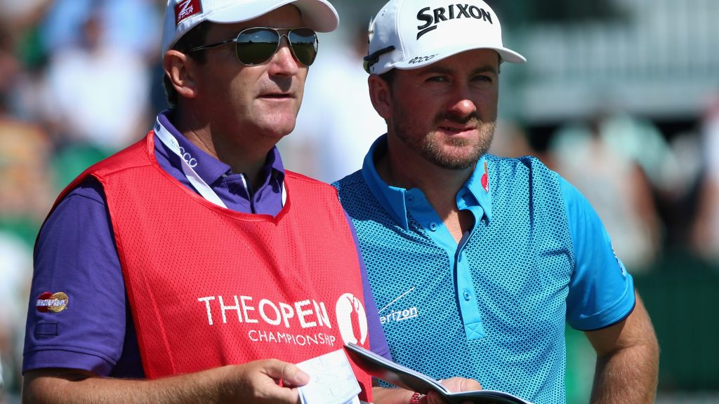 Graeme McDowell WDs; caddie tests positive for COVID-19