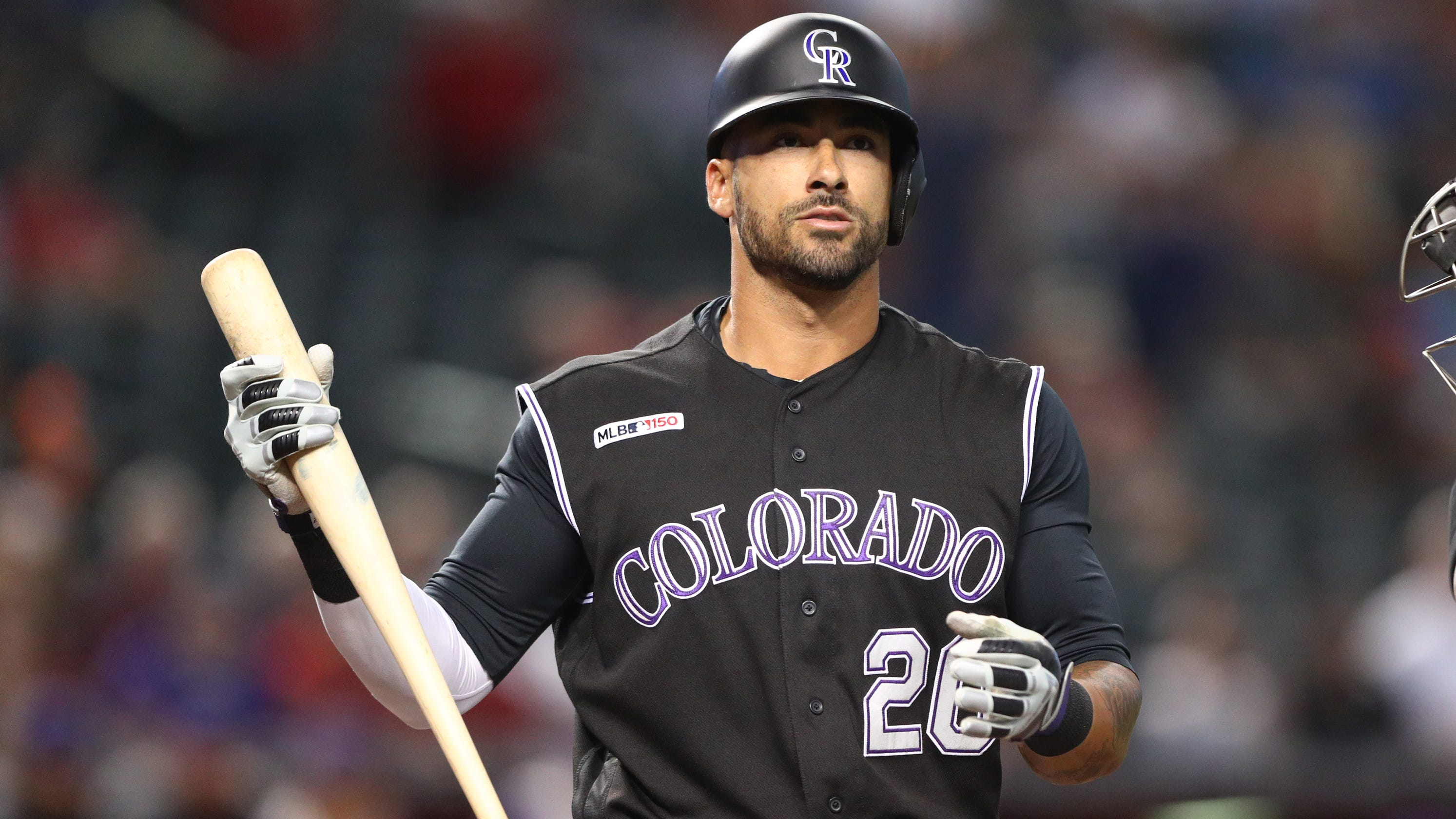 Ian Desmond of Rockies opts out of abbreviated season