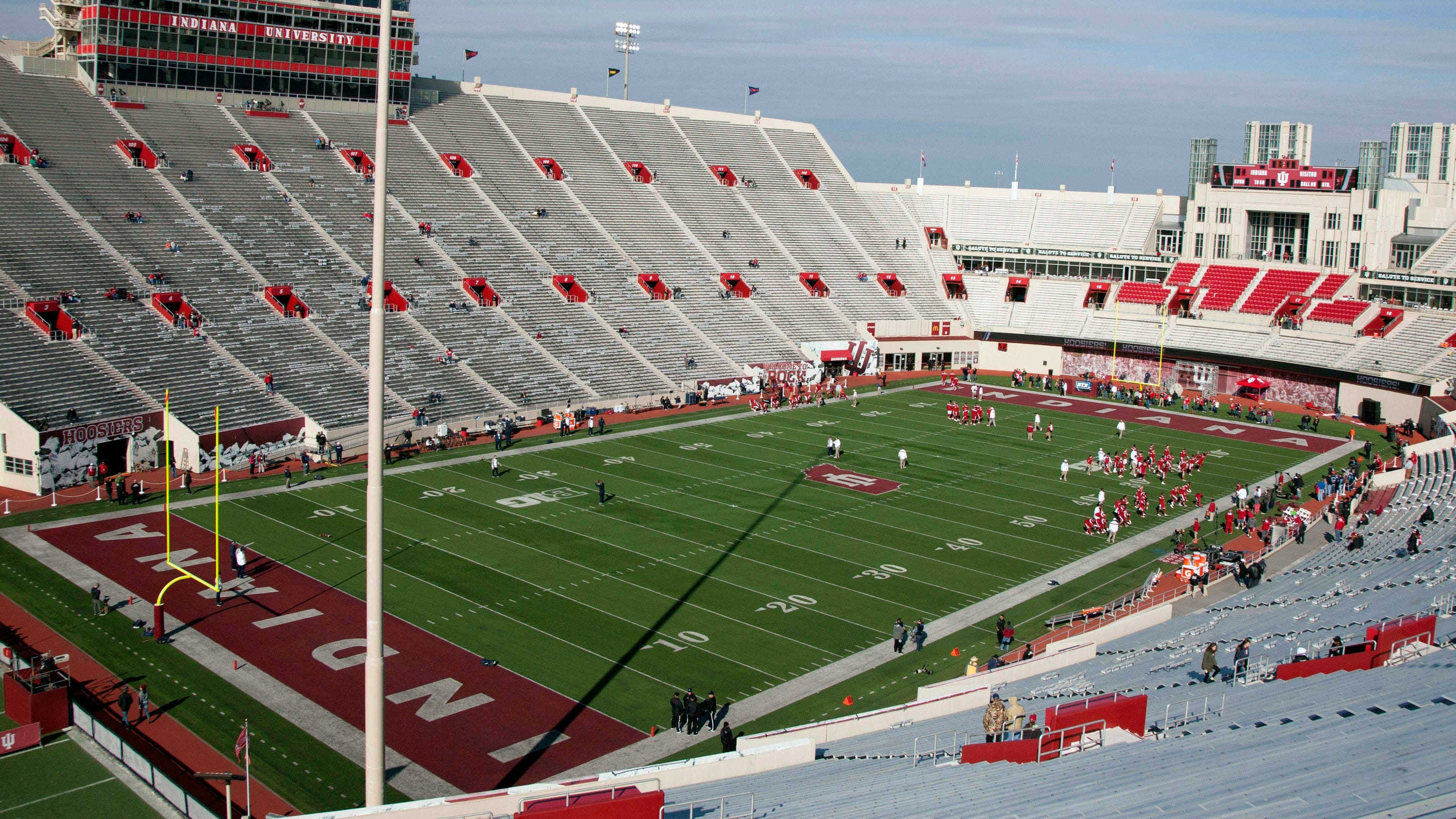 Indiana athletics self-reports 38 NCAA violations in two-year period