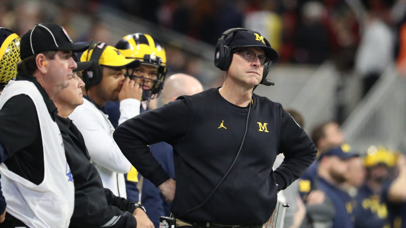 Jim Harbaugh's miracle-worker reputation has eroded