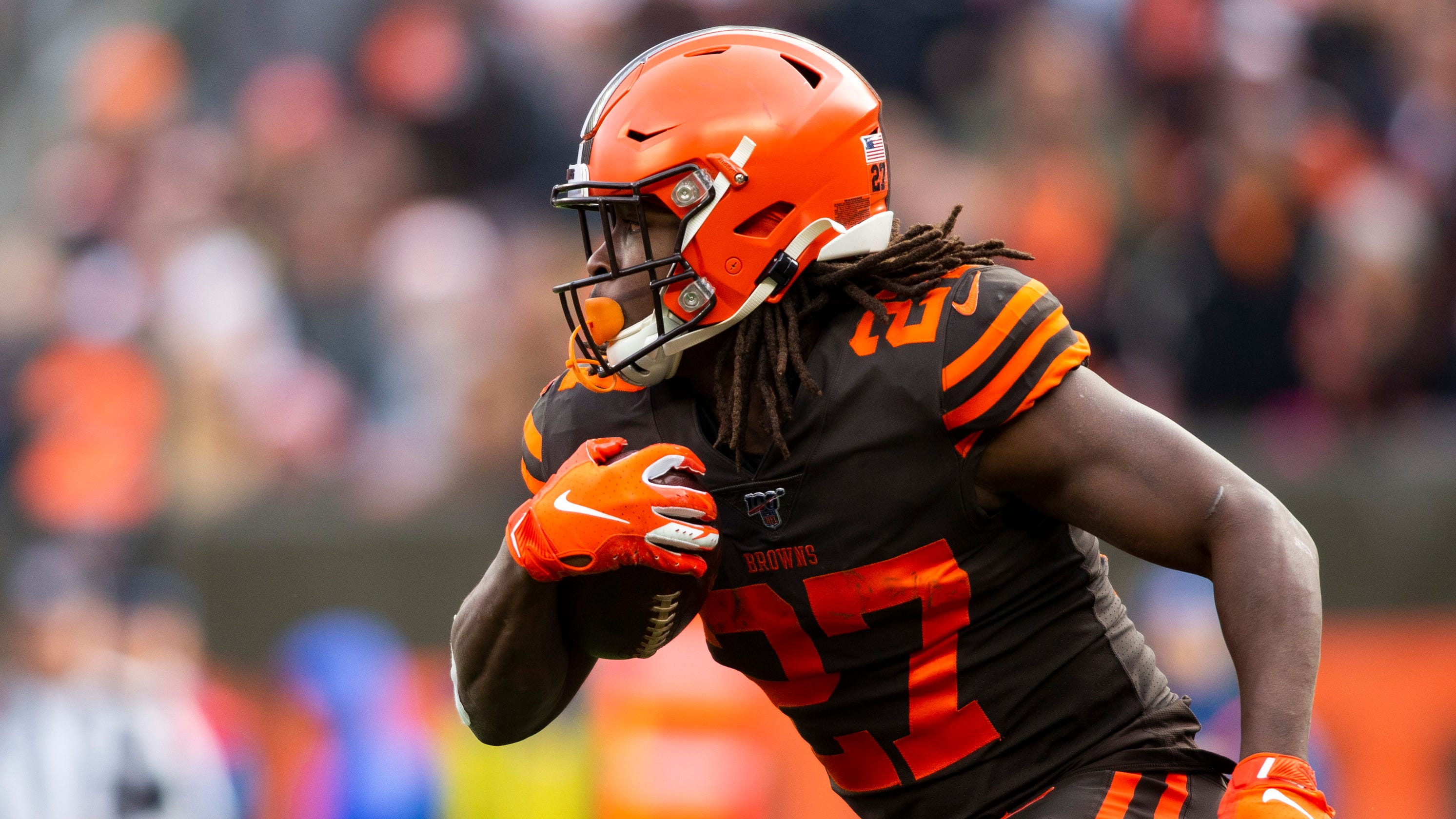 Kareem Hunt believes Cleveland Browns can win a Super Bowl