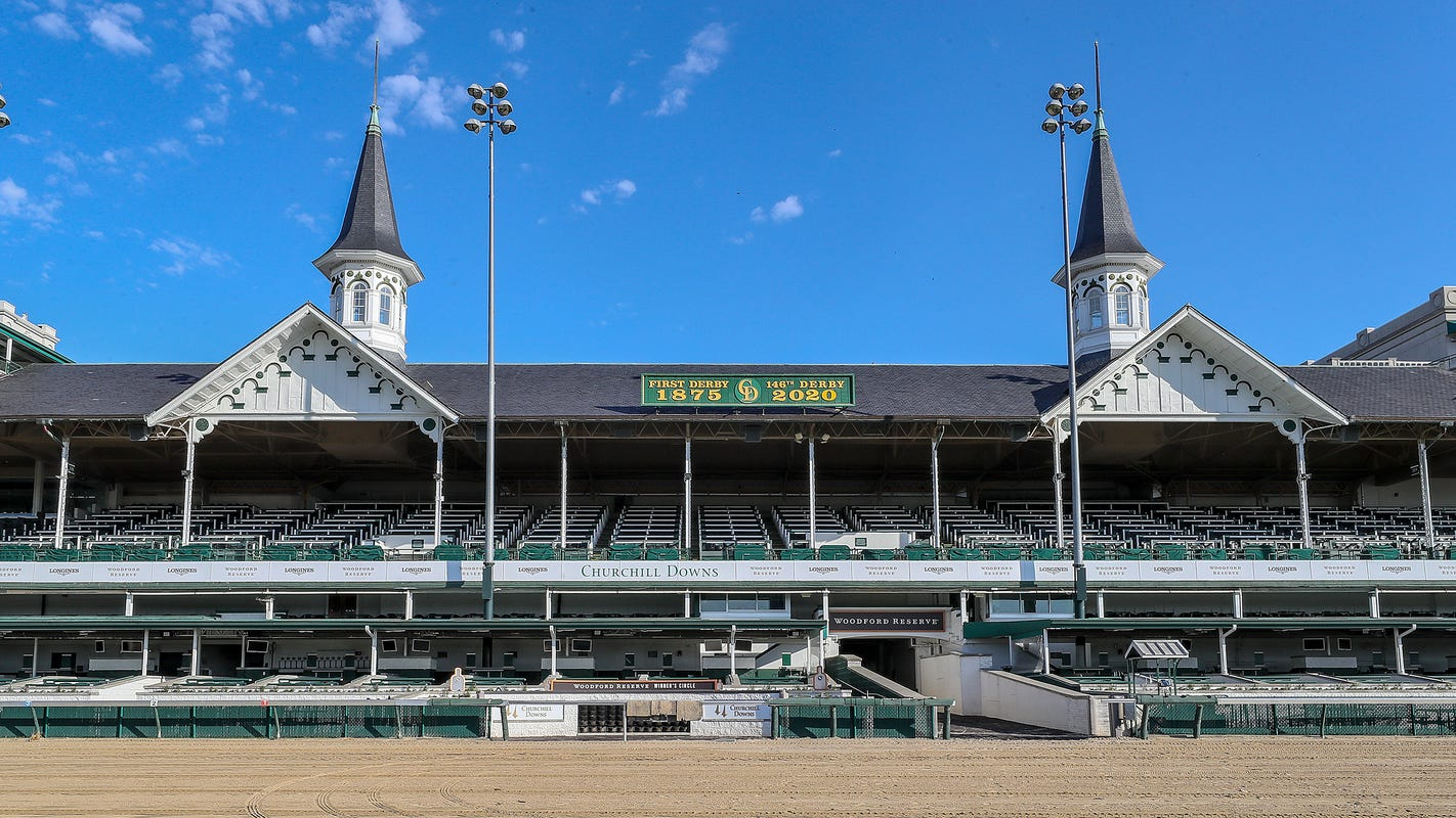 Kentucky Derby will have fans in the stands at Churchill Downs, officials say