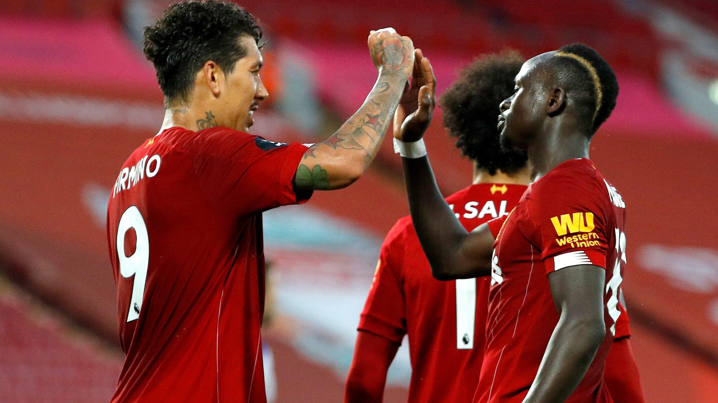 Liverpool clinches Premier League title