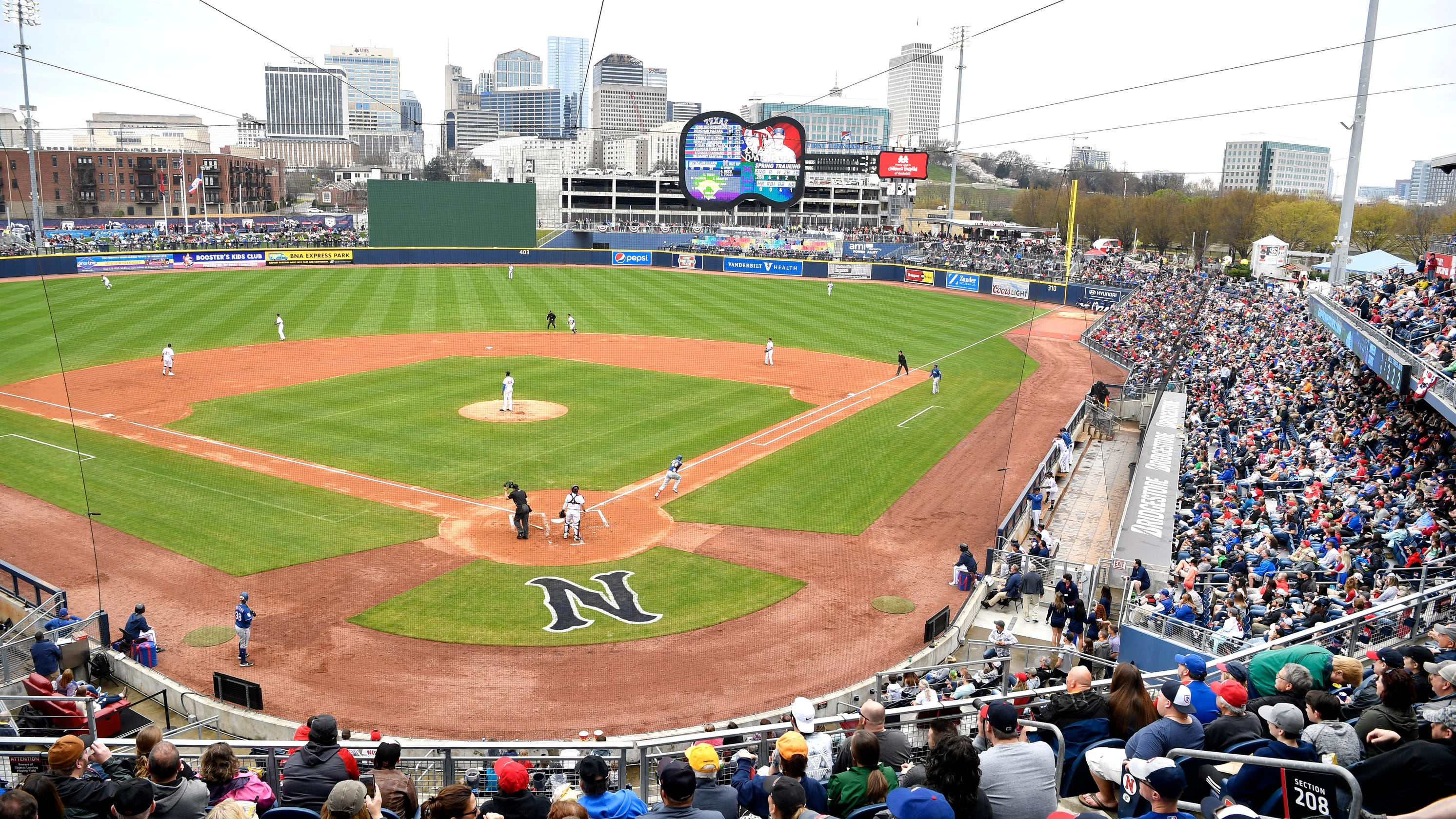 Major League Baseball in talks with Nashville about hosting free agents this summer