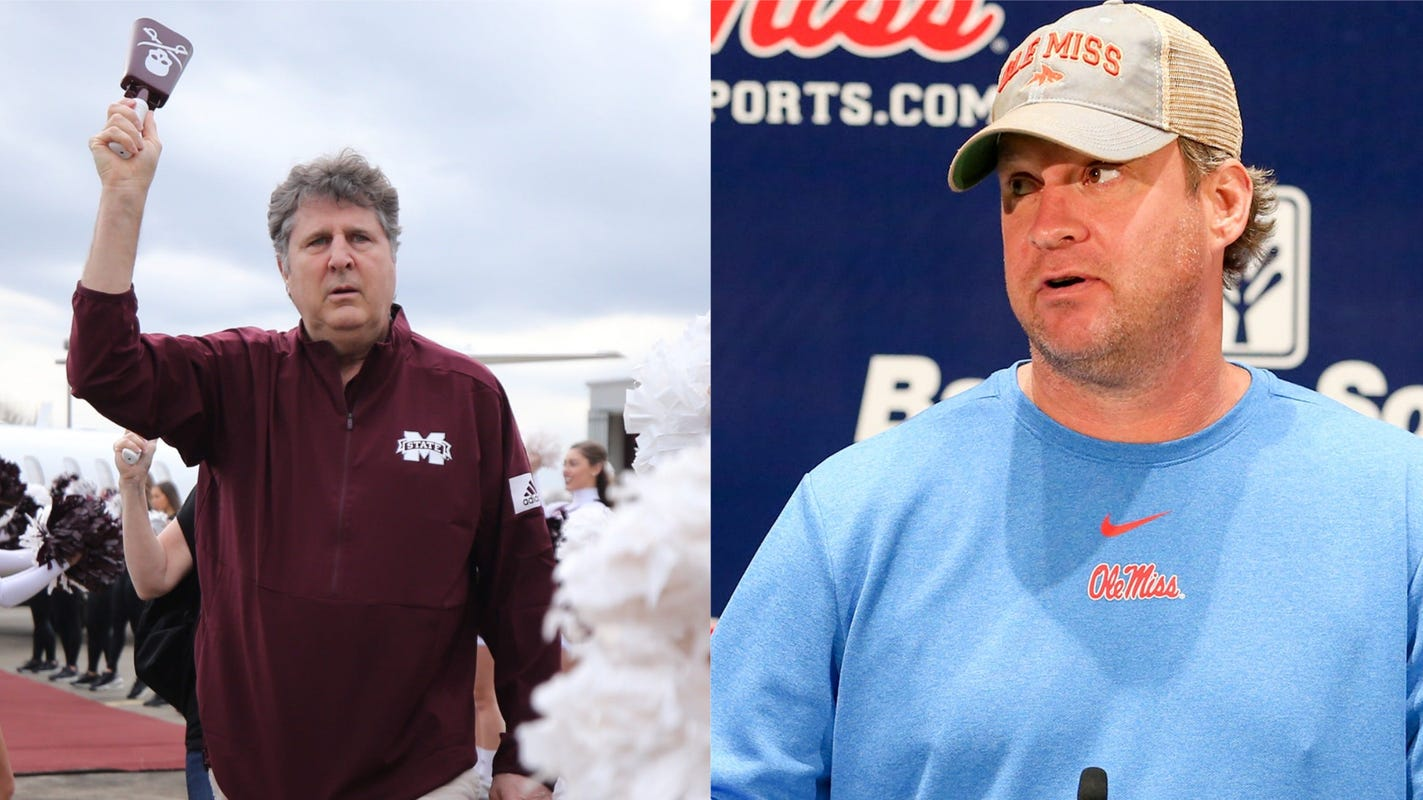 Mike Leach, Lane Kiffin expected to lobby for Mississippi flag change