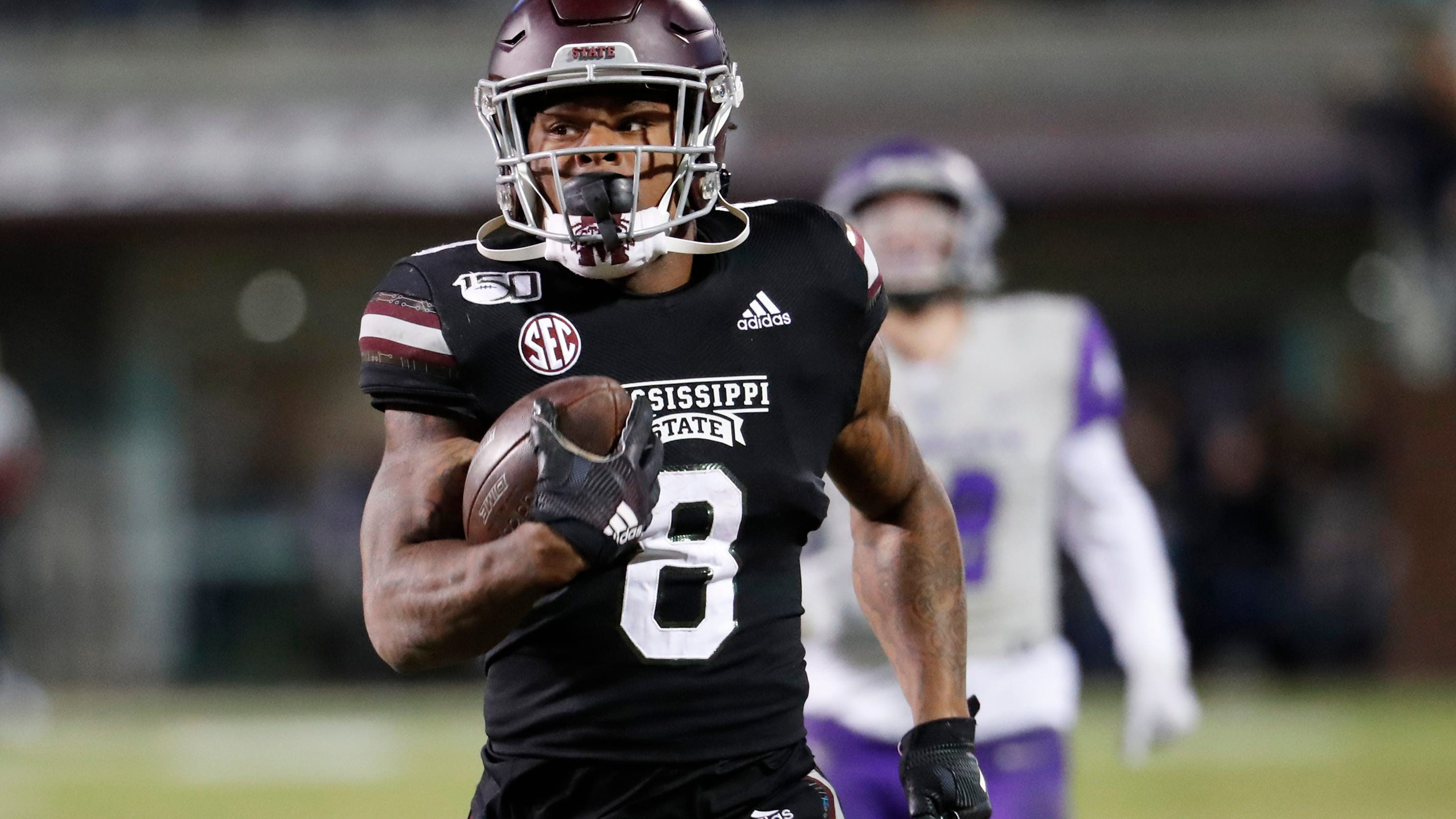 Mississippi State RB Kylin Hill says he won't represent 'this State anymore' if flag not changed