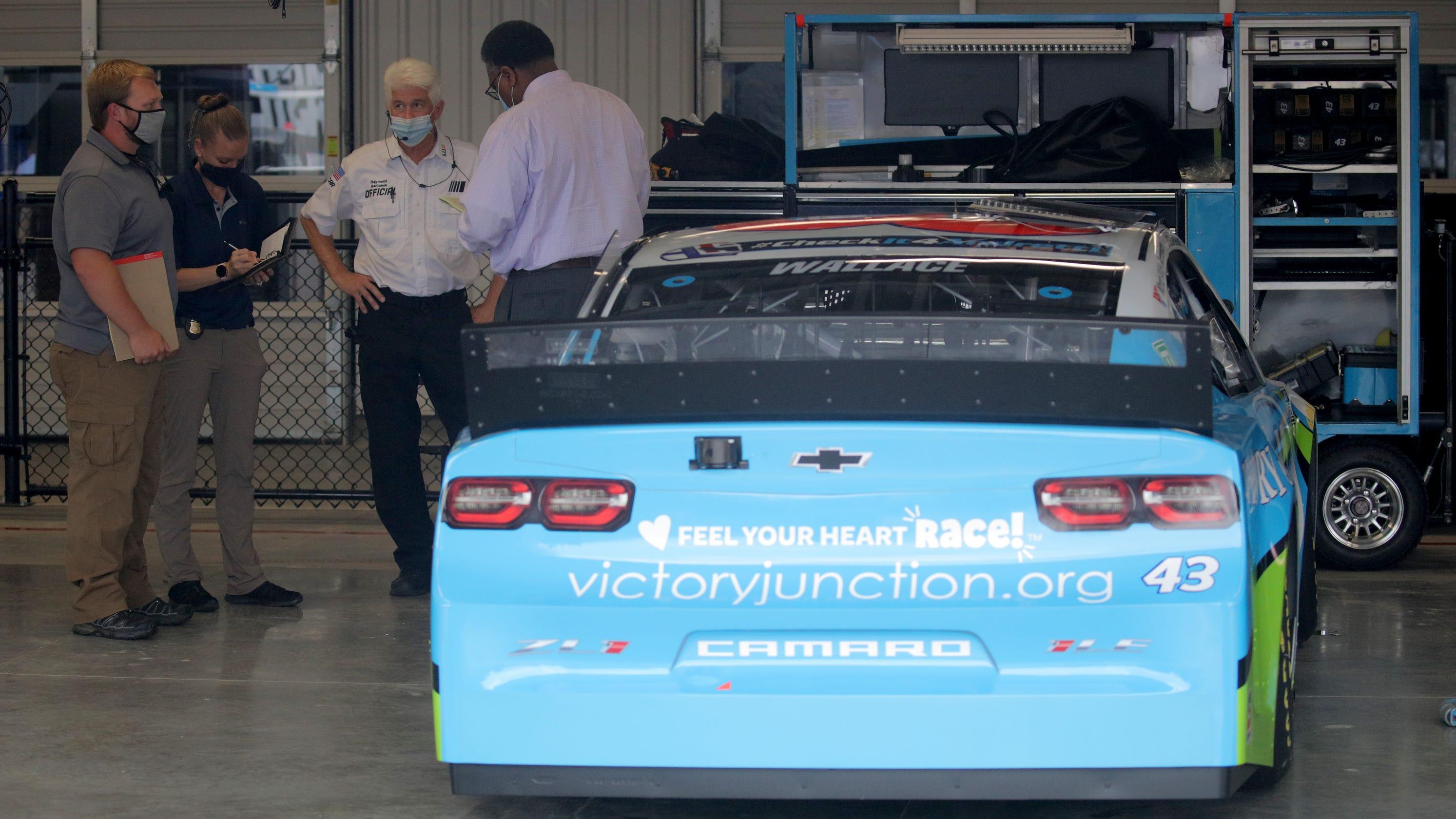 NASCAR will continue Talladega noose investigation as FBI closes case