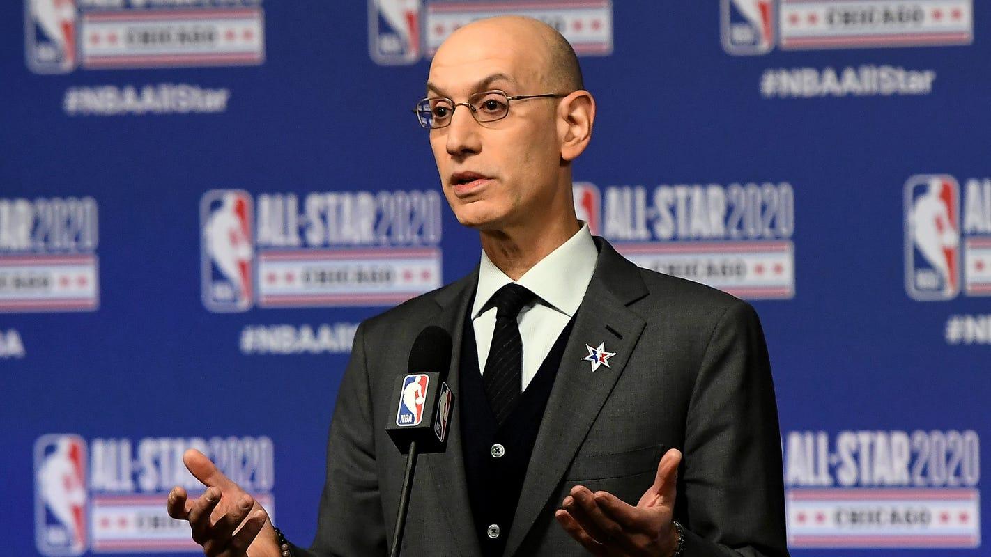 NBA, players agree to restart plan amid coronavirus spike in Florida
