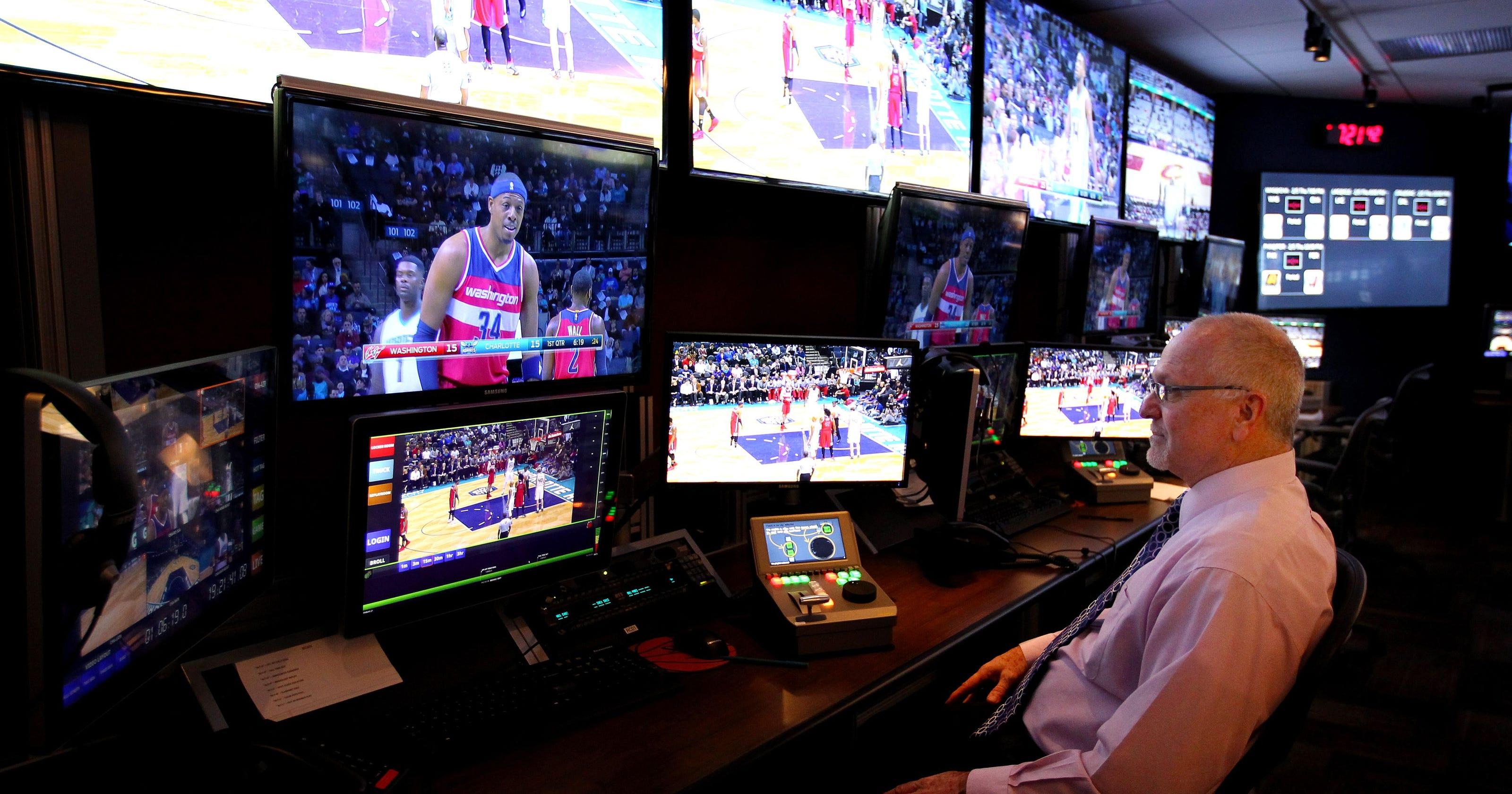 NBA replay center official Joe Borgia retires after 32 years