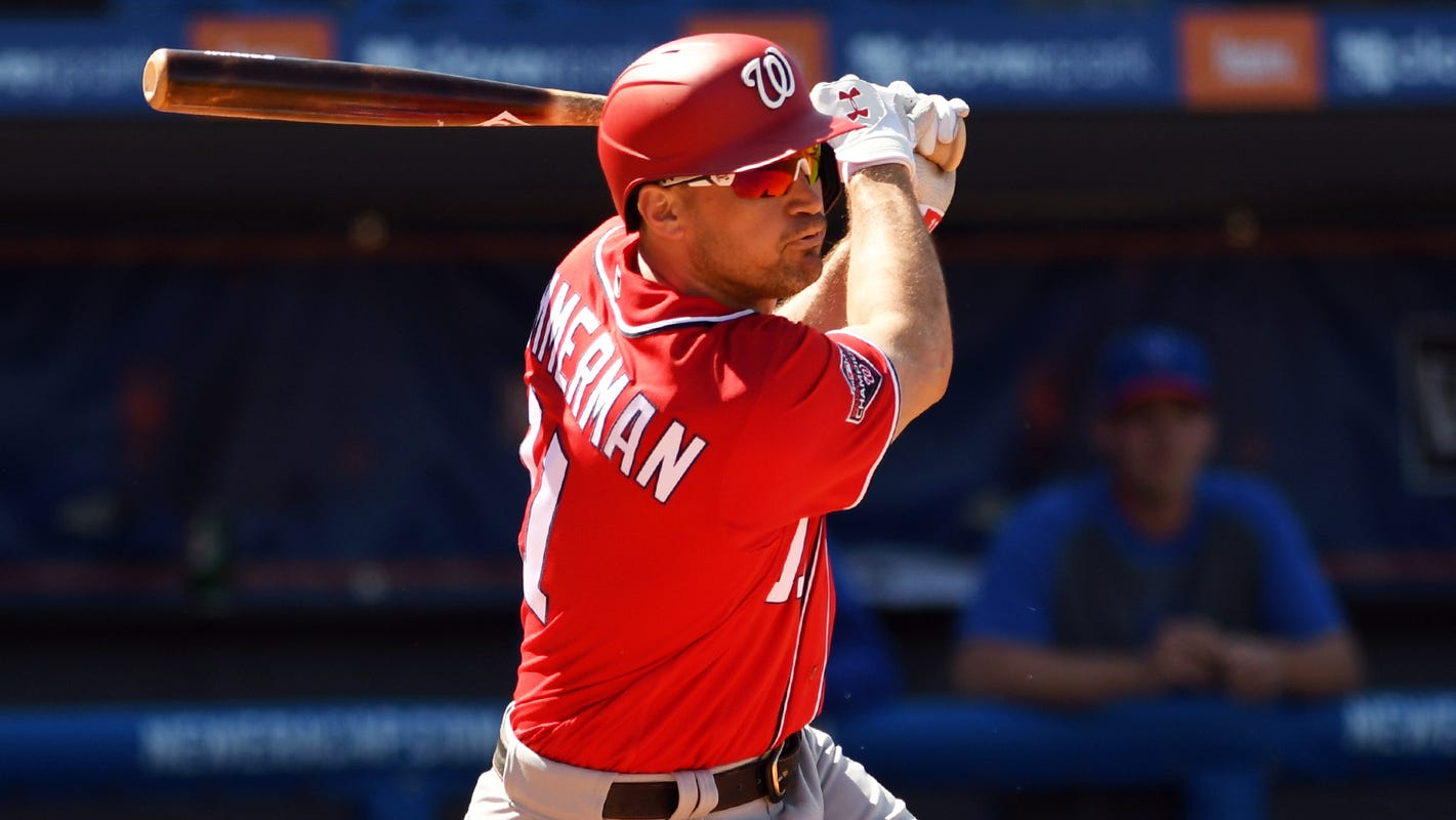 Nationals' Ryan Zimmerman sitting out 2020 season: 'Best decision for me and my family'