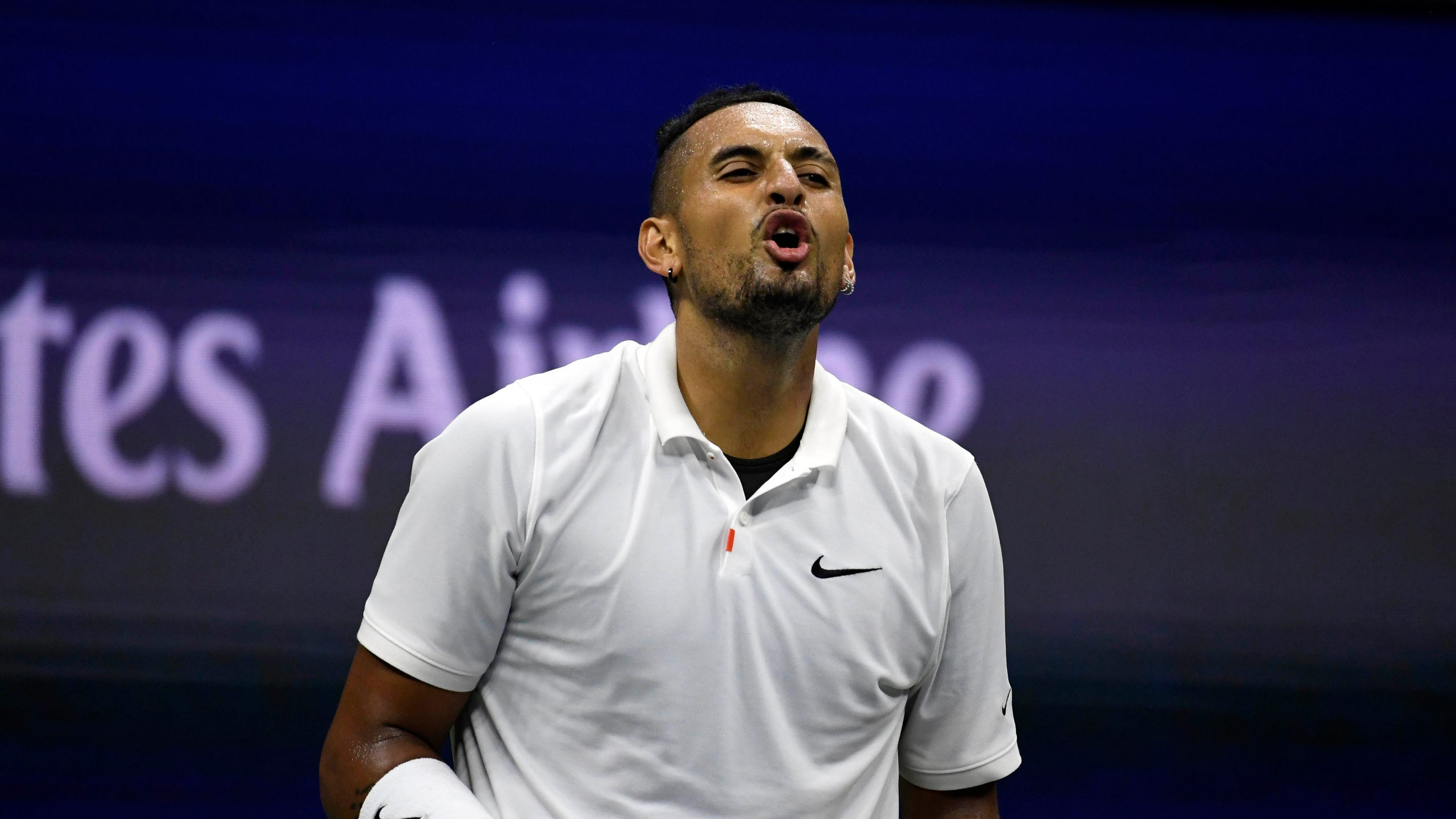 Nick Kyrgios calls Boris Becker a 'doughnut' in exchange of verbal blows on Twitter