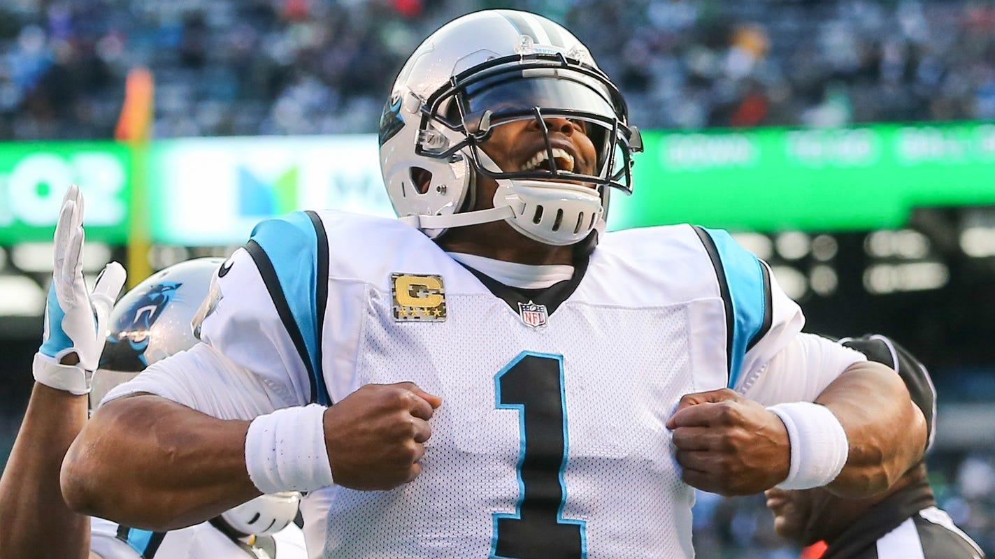 Patriots make low-risk, high-reward move to acquire Cam Newton