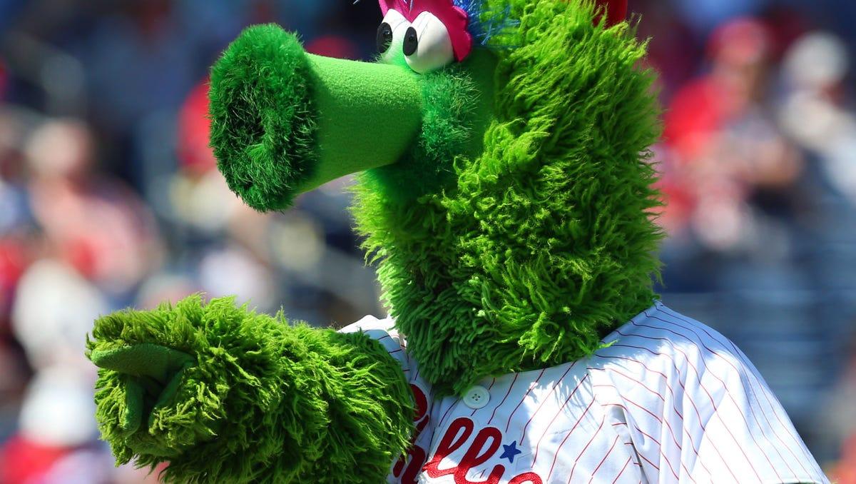 Ranking every MLB mascot