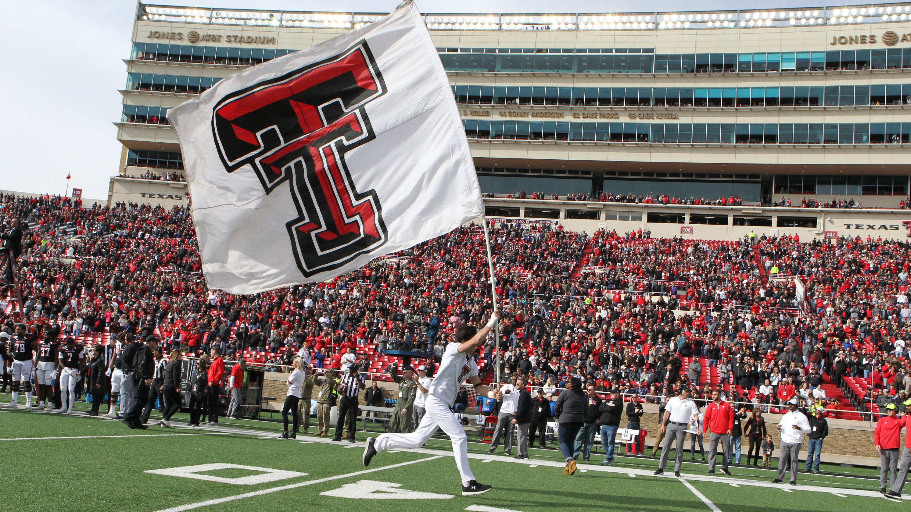 Texas Tech reports 23 football players, staff members tested positive for coronavirus