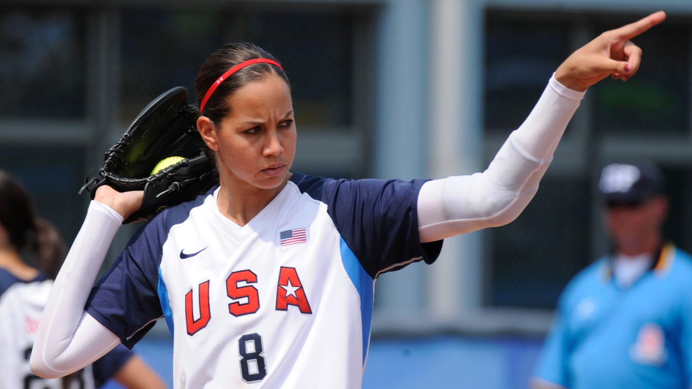 Two-time Olympian Cat Osterman 'will not represent' pro fast-pitch softball team ScrapYard Dawgs after tweet about national anthem