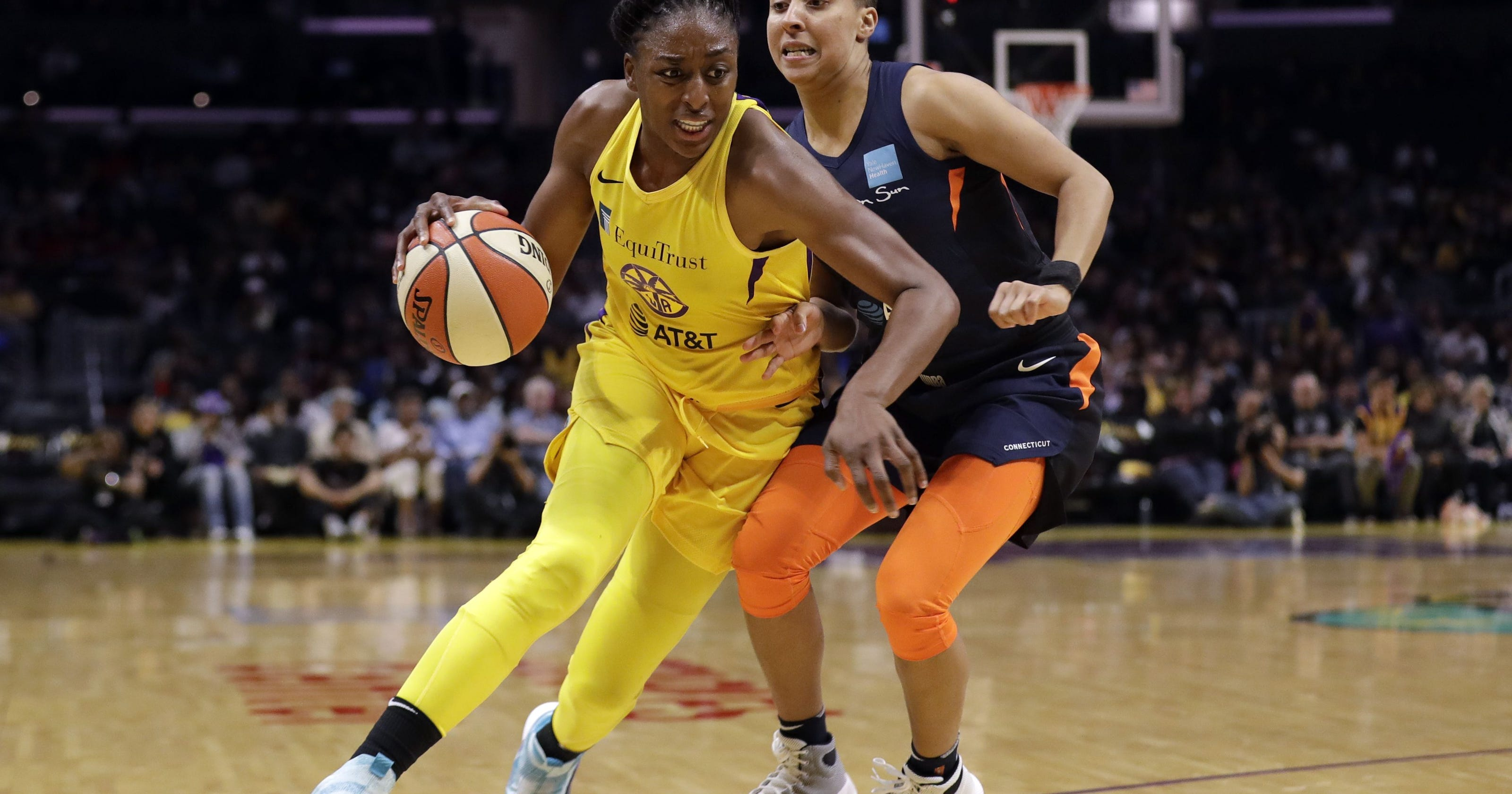 WNBA players Changing the Game for all women with new contract
