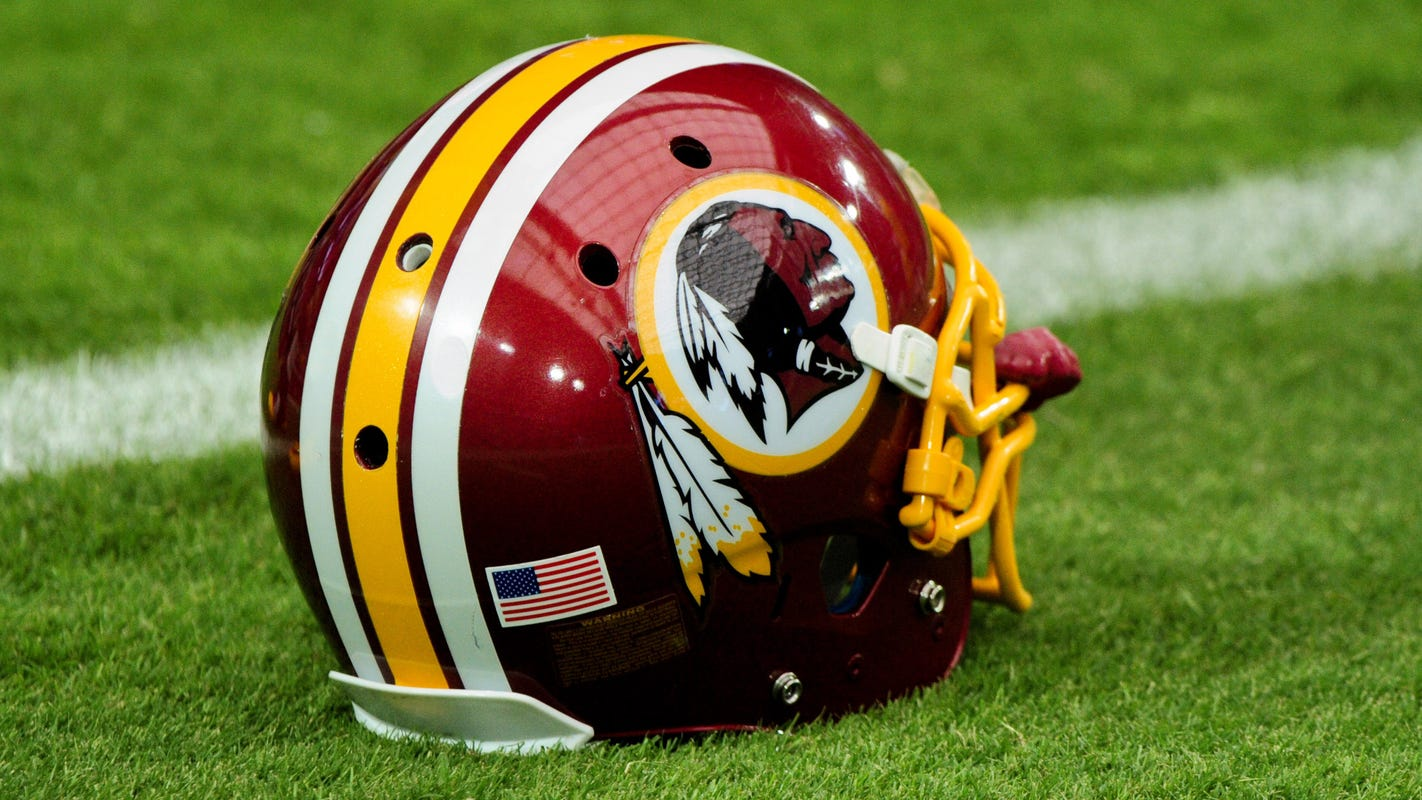 Washington Redskins remove former owner George Preston Marshall's name from Ring of Fame, per report