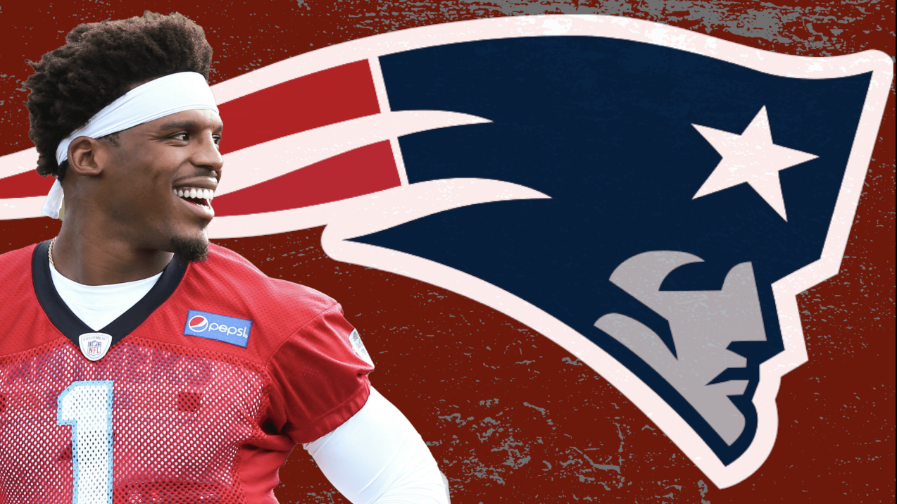 Why Cam Newton and the Patriots are a perfect fit