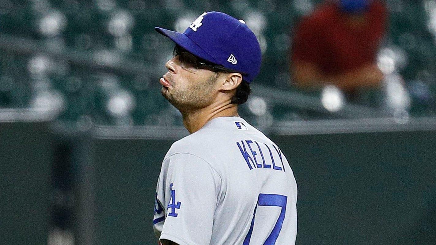 Dodgers vs. Astros bubbles over with Joe Kelly, Carlos Correa exchange