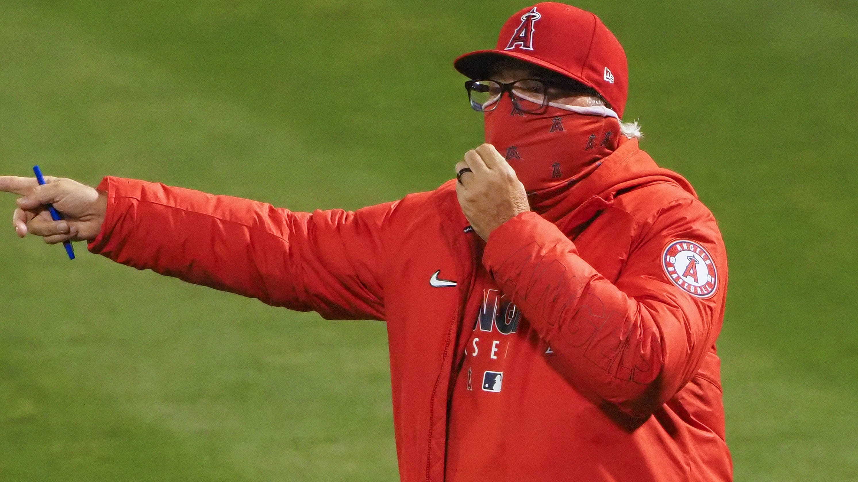 Joe Maddon on throwing at Astros: Angels won't, but 'I could get it a little bit' for Dodgers
