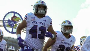 Kansas suspends football workouts after 12 players test positive for COVID-19
