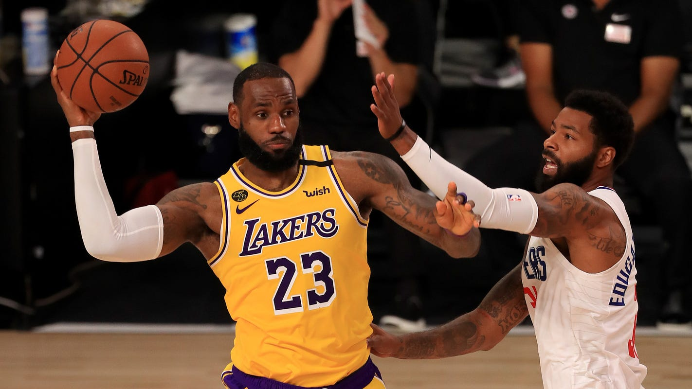 Lakers-Clippers shows what it will take to win title