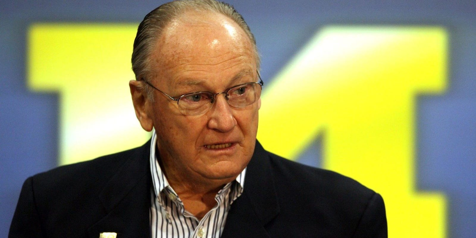 Michigan's Bo Schembechler knew of doctor's abuse, lawsuit alleges