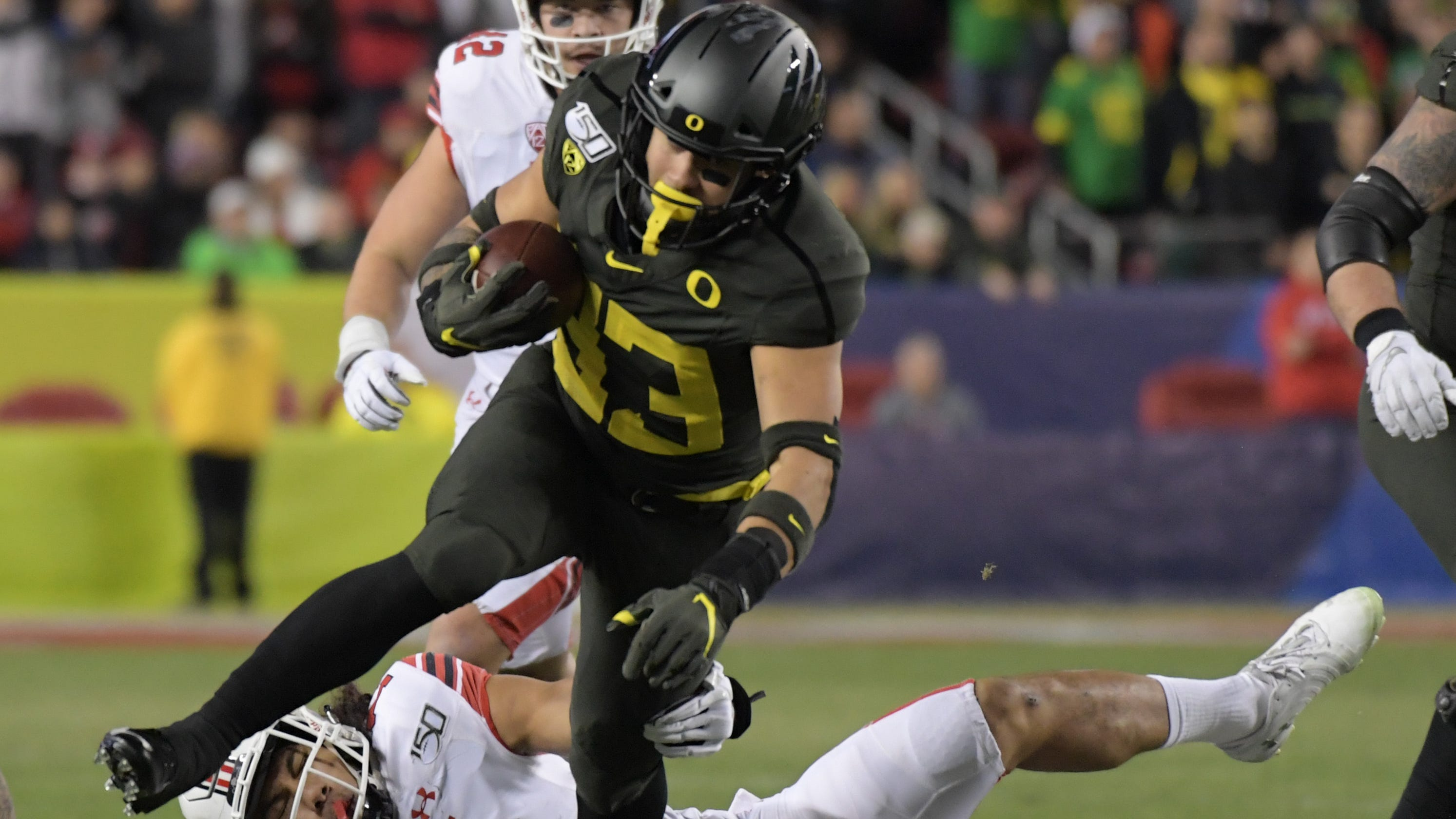 Pac-12 college football schedule with conference games starts Sept. 26