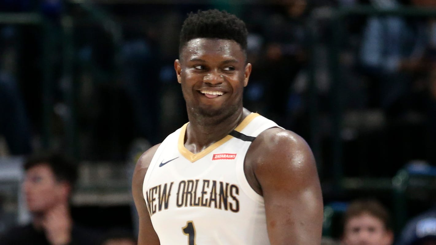 Pelicans' Zion Williamson cleared to play vs. Jazz in NBA restart opener
