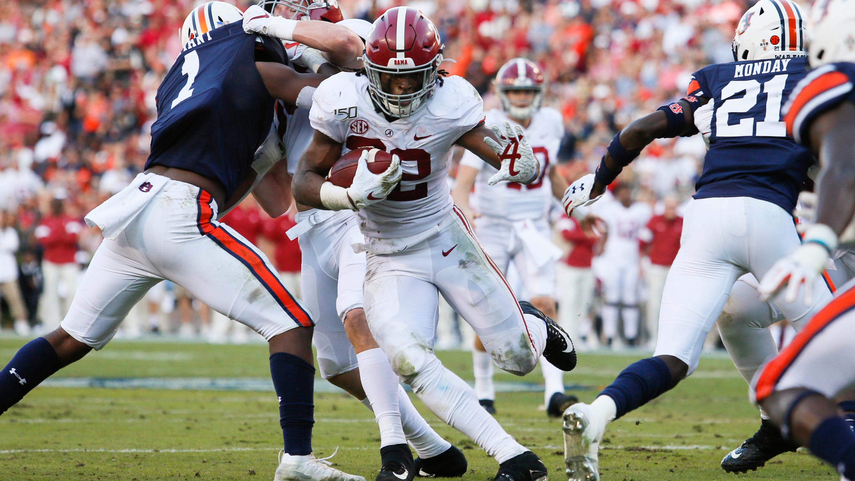 SEC football schedule features conference opponents only in 10 games