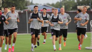 Six FC Dallas players test positive for coronavirus after arriving in Orlando